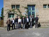 Géoparc : 1re réunion du conseil scientifique