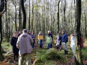 Forêt et biodiversité : la DREAL en visite au Parc